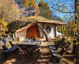 Domek Hobbita, czyli Polska Hobbitówa