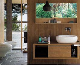 Łazienka z naturalnych materiałów