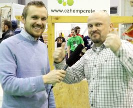 Hempcrete czyli beton konopny w Czechach – wywiad z Patrikiem Majringerem [WIDEO]
